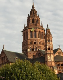 Mainzer Dom in Mainz